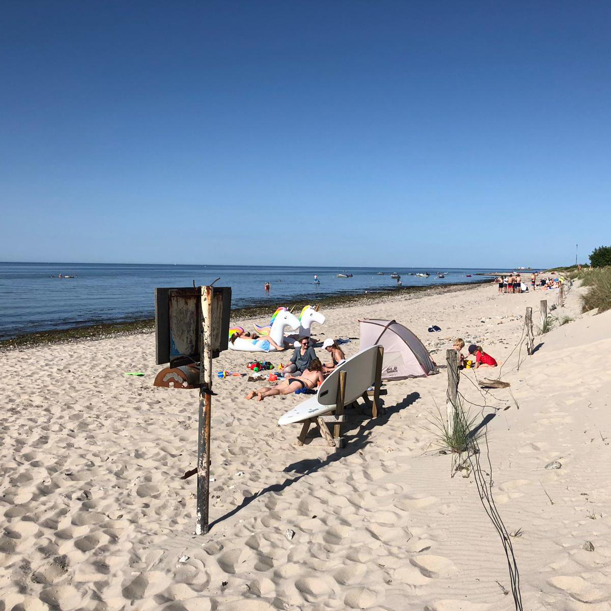 Ratz Fatz an der Ostsee